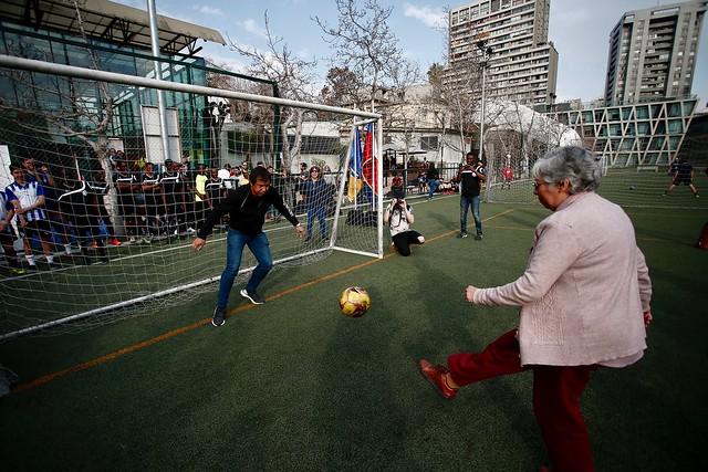 #EnTerreno: Futbolito en el Barrio San Borja