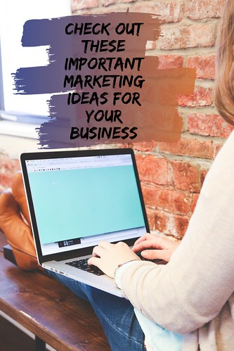 Check Out These Important Marketing Ideas for Your Business
