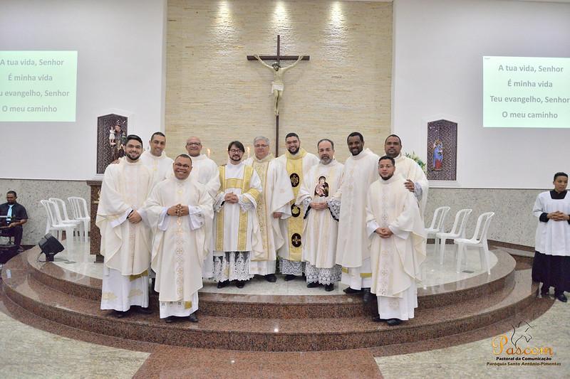 Missa de Envio - Padre Leonardo