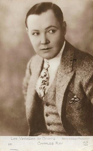 Charles Ray,