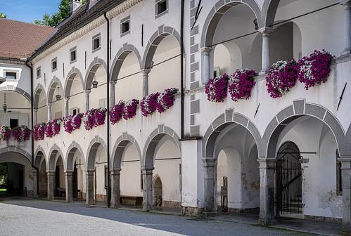 Gale castle, Bistra, Slovenia