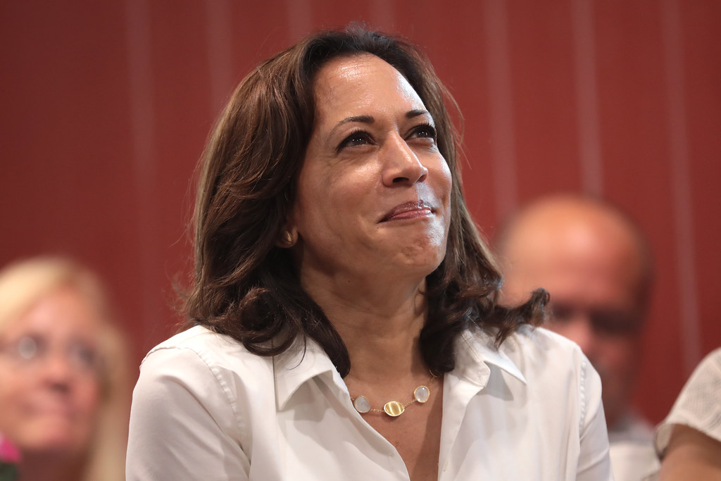 Kamala Harris | U.S. Senator Kamala Harris at a fundraiser h… | Flickr
