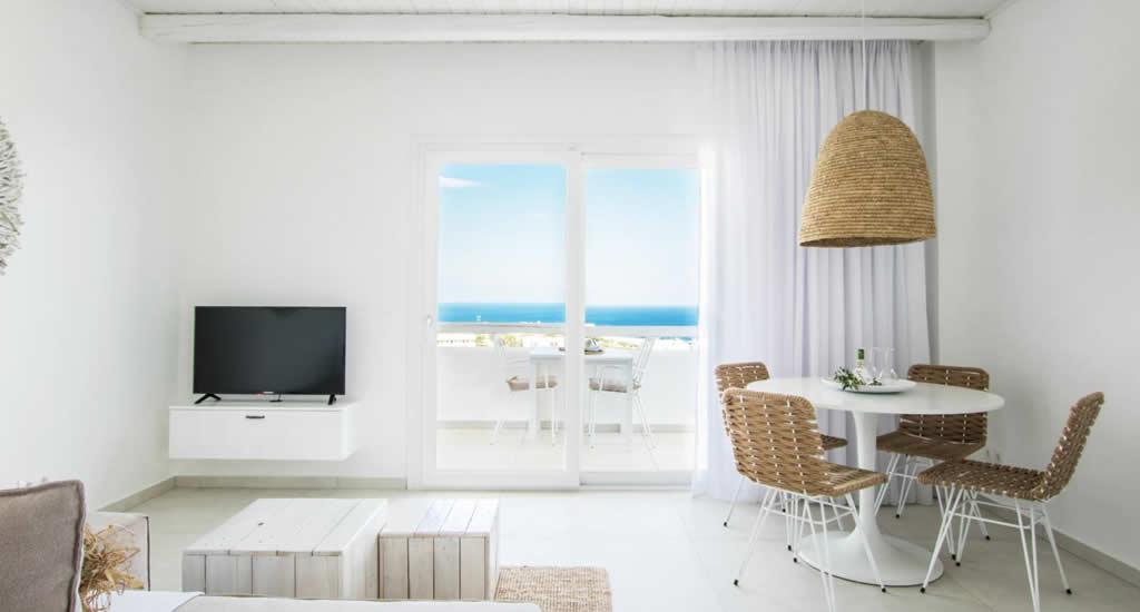 Appartementen Anassa Suites, Amoopi | Vakantie Karpathos