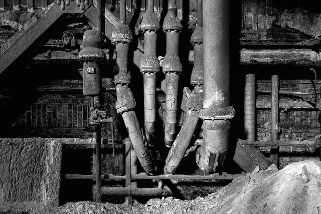 Powder's factory