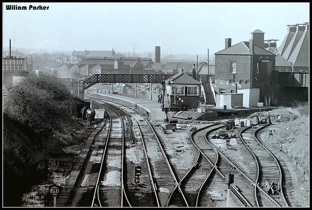 Langley Station, West Midlands