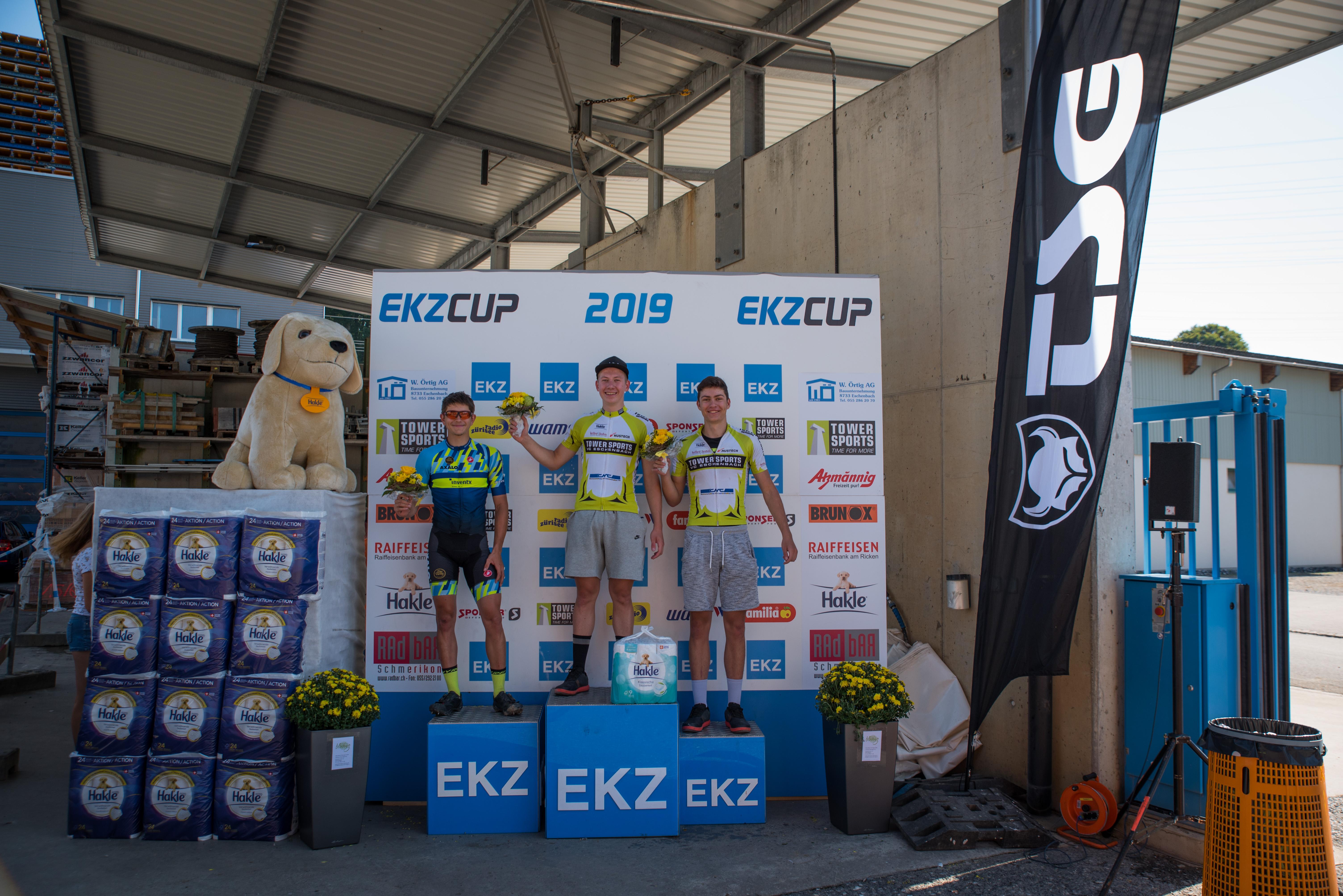 2019.08.25 EKZ Cup Eschenbach Podest