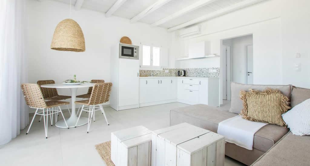 Appartementen Anassa Suites, Karpathos | Vakantie Karpathos