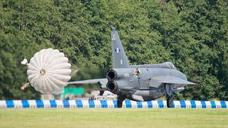 Parachute deployed!