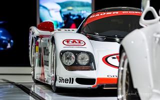 Dauer 962 Le Mans #GT003