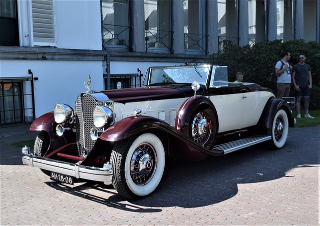 1932 Packard Ninth Series Twin S10