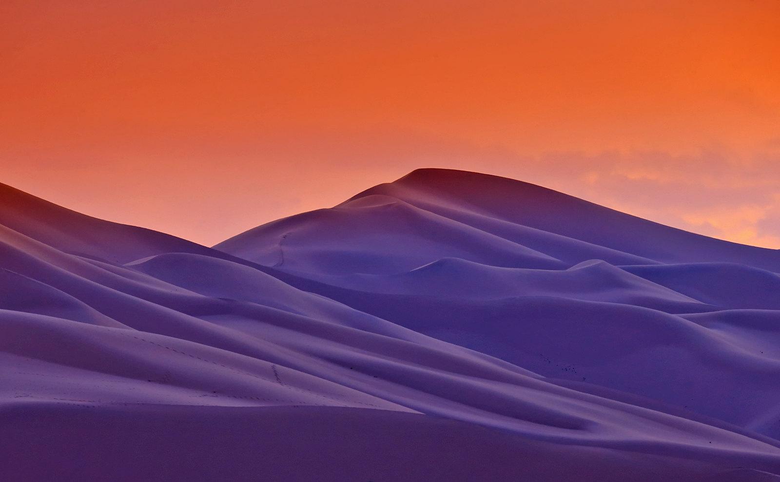 Khongor Dunes