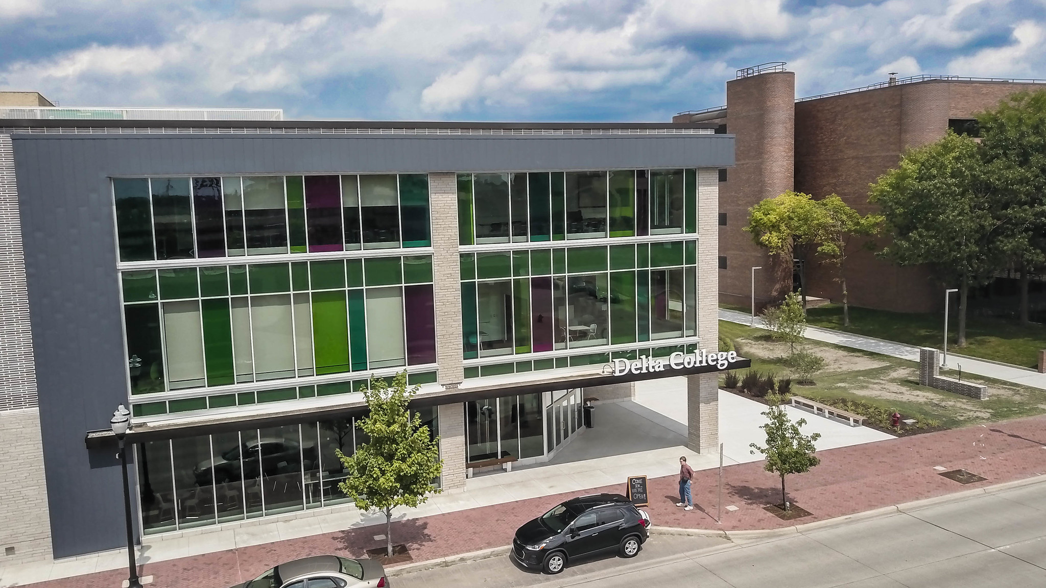 Downtown Saginaw campus surpasses expectations