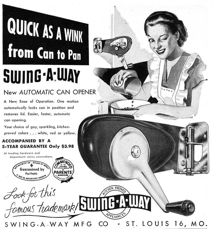 Swing-A-Way 1952