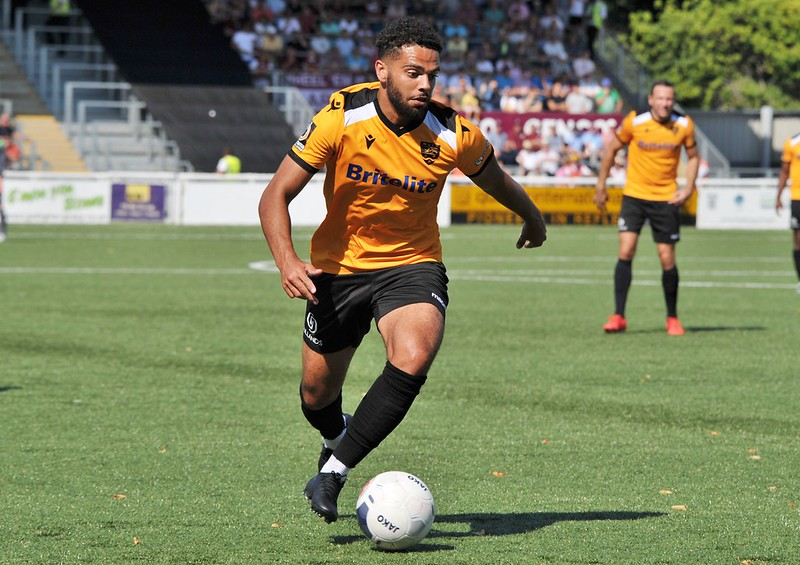 Maidstone United v Chelmsford City 108