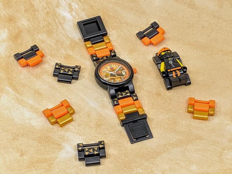 LEGO NINJAGO Forbidden Spinjitzu Watches