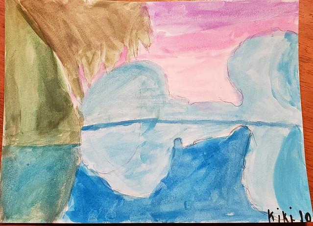 Monet water 2