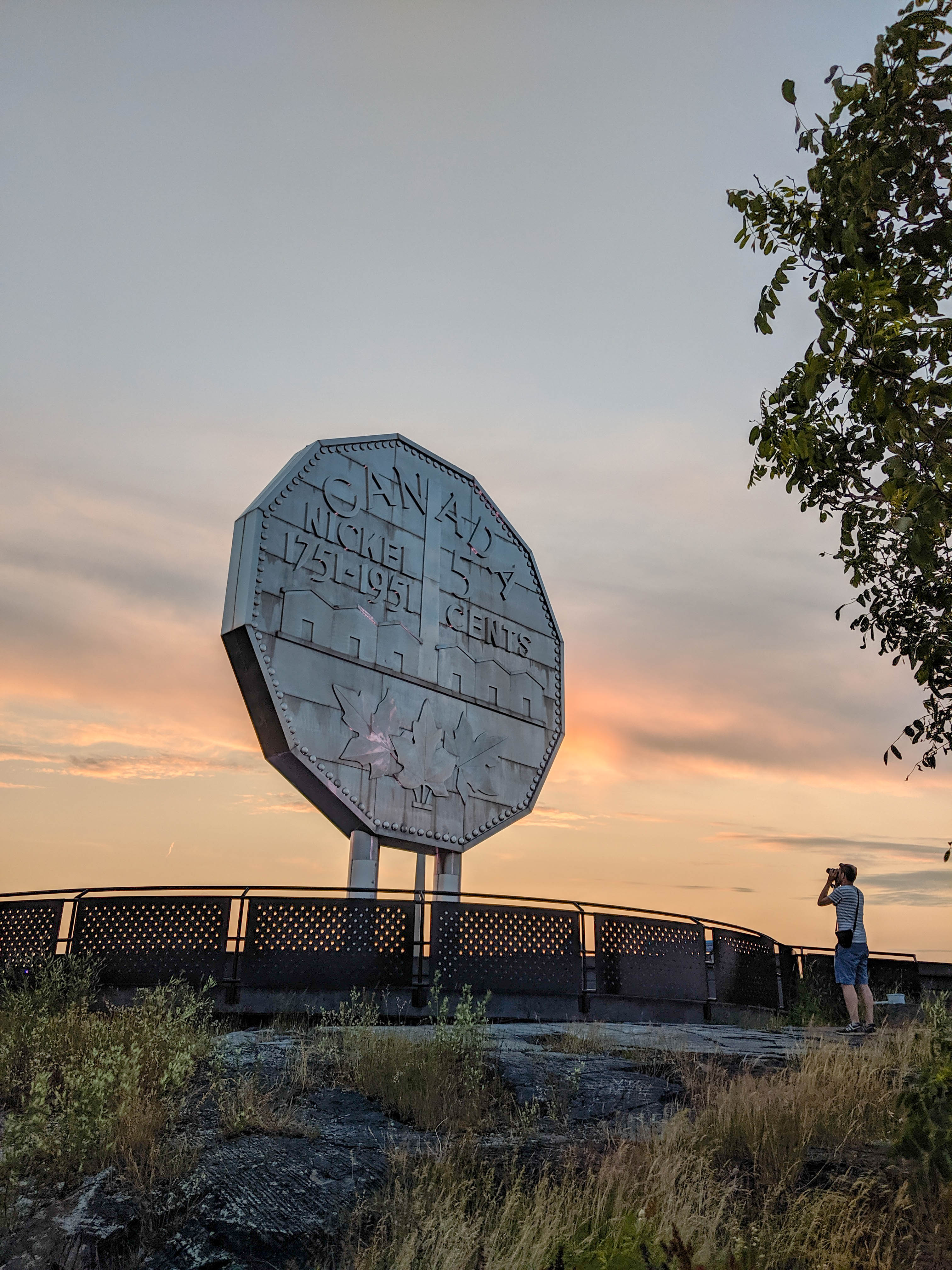 The Big Nickel in Sudbury