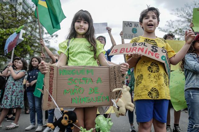 Rio pela Amazônia #342amazonia - 25/8/19 - Rio de Janeiro