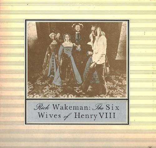 Rick Wakeman Six Wives