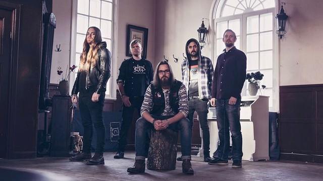瑞典前衛死金 In Mourning 釋出新曲影音 Black Storm 1