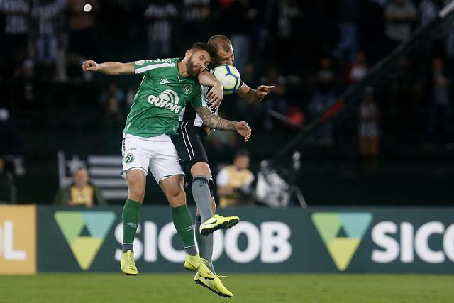 Botafogo x Chapecoense - 26/08/2019