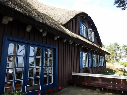 Penisola dei Curoni (Lituania) - Casa di Thomas Mann