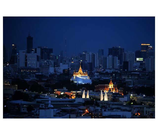 Bangkok. August 2019.