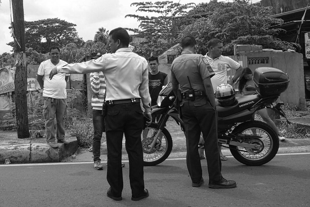 Traffic incident