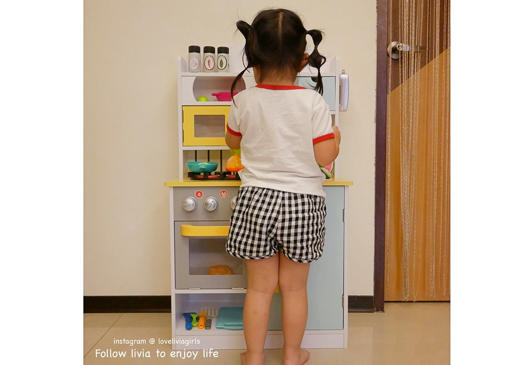木製廚房玩具0