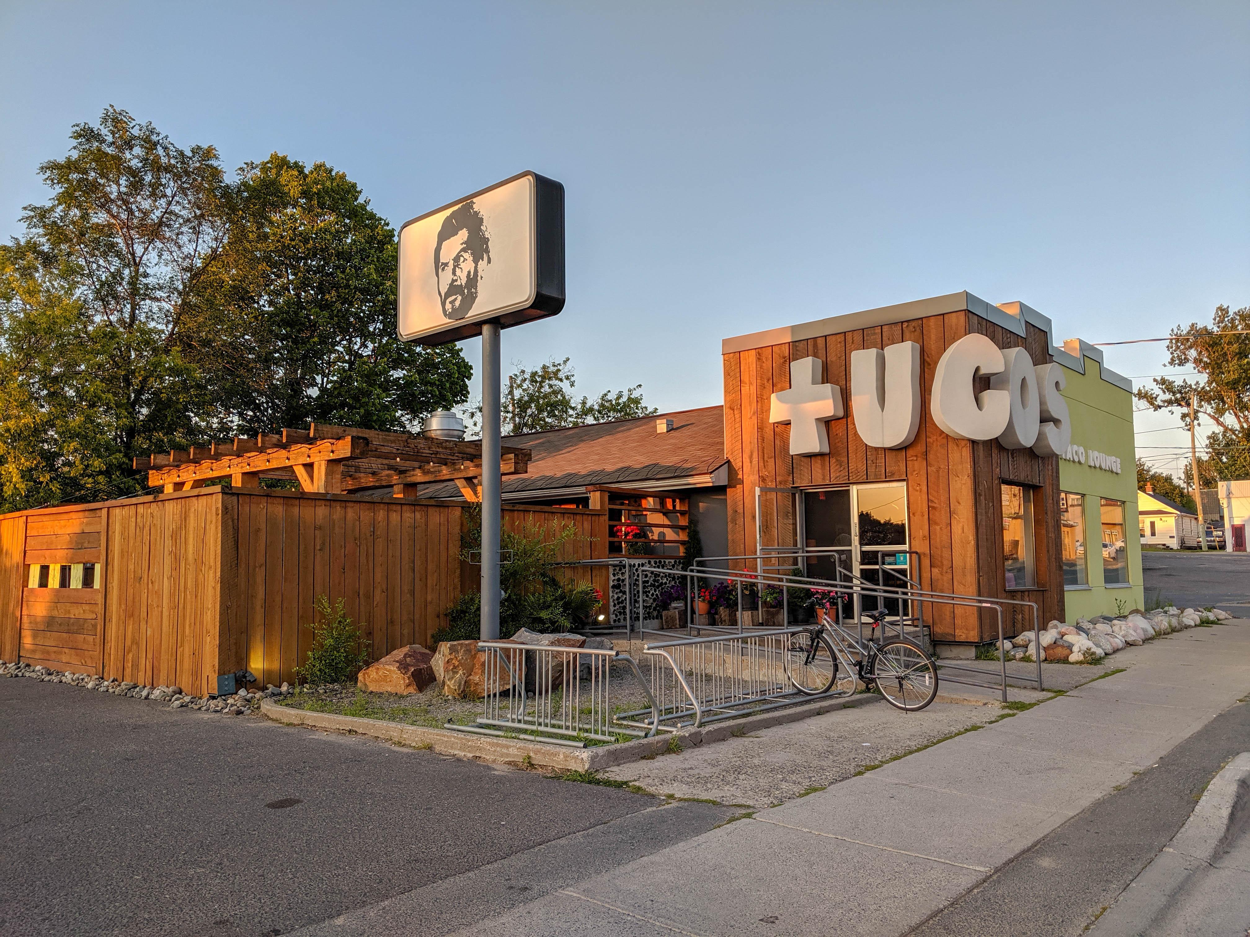 Tucos Taco Lounge, Sudbury.