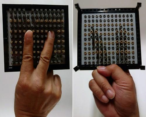 Lego 3D Pin Sculpture Toy