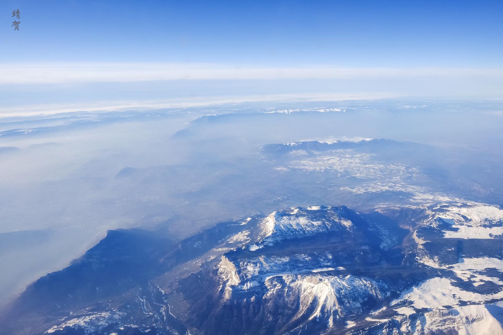 Alps of Haute-Savoie
