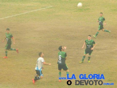 Argentino-Ocampo-Liga local. 27/08/19