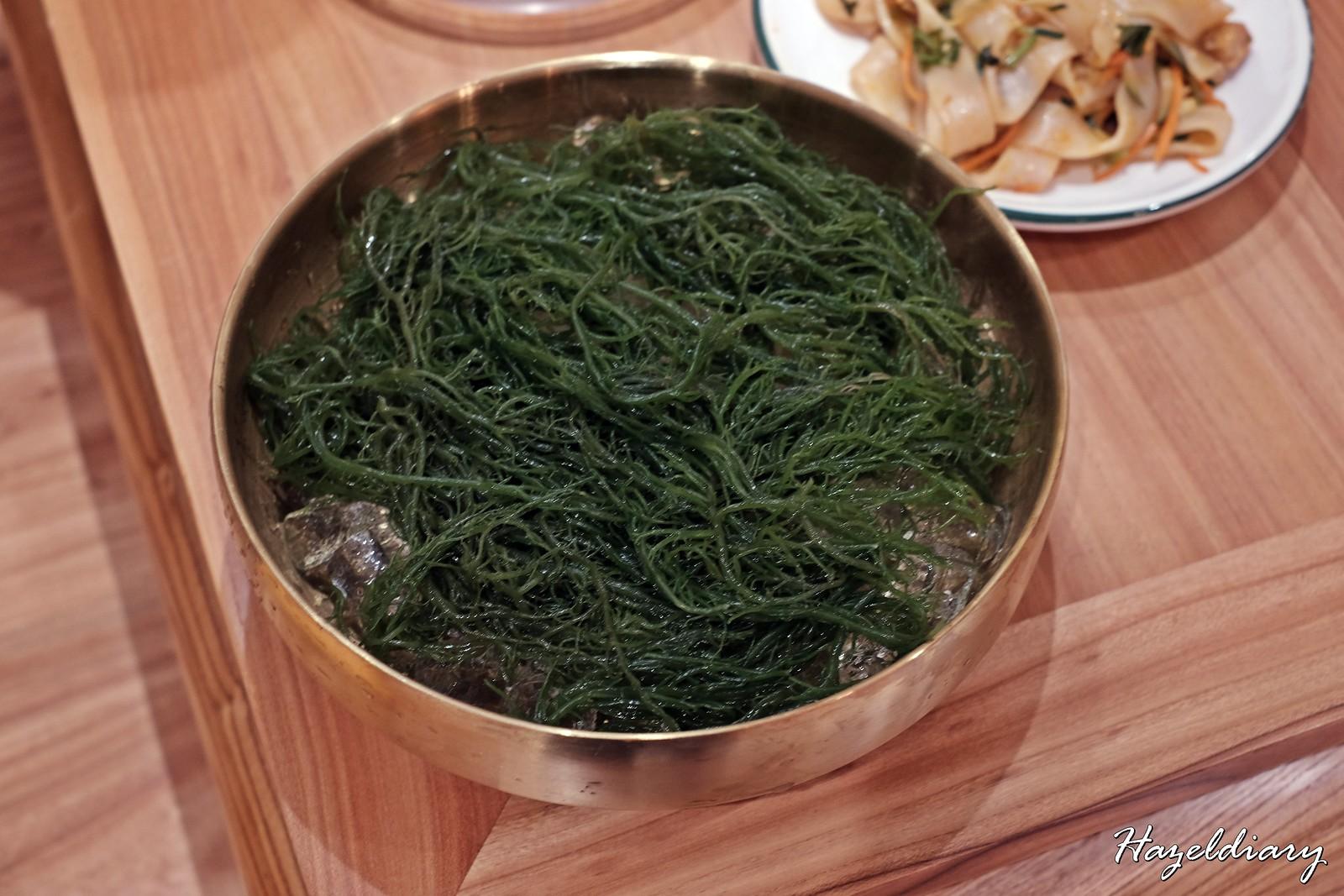 Tong Xin Ru Yi Traditional Hotpot-Gracilaria