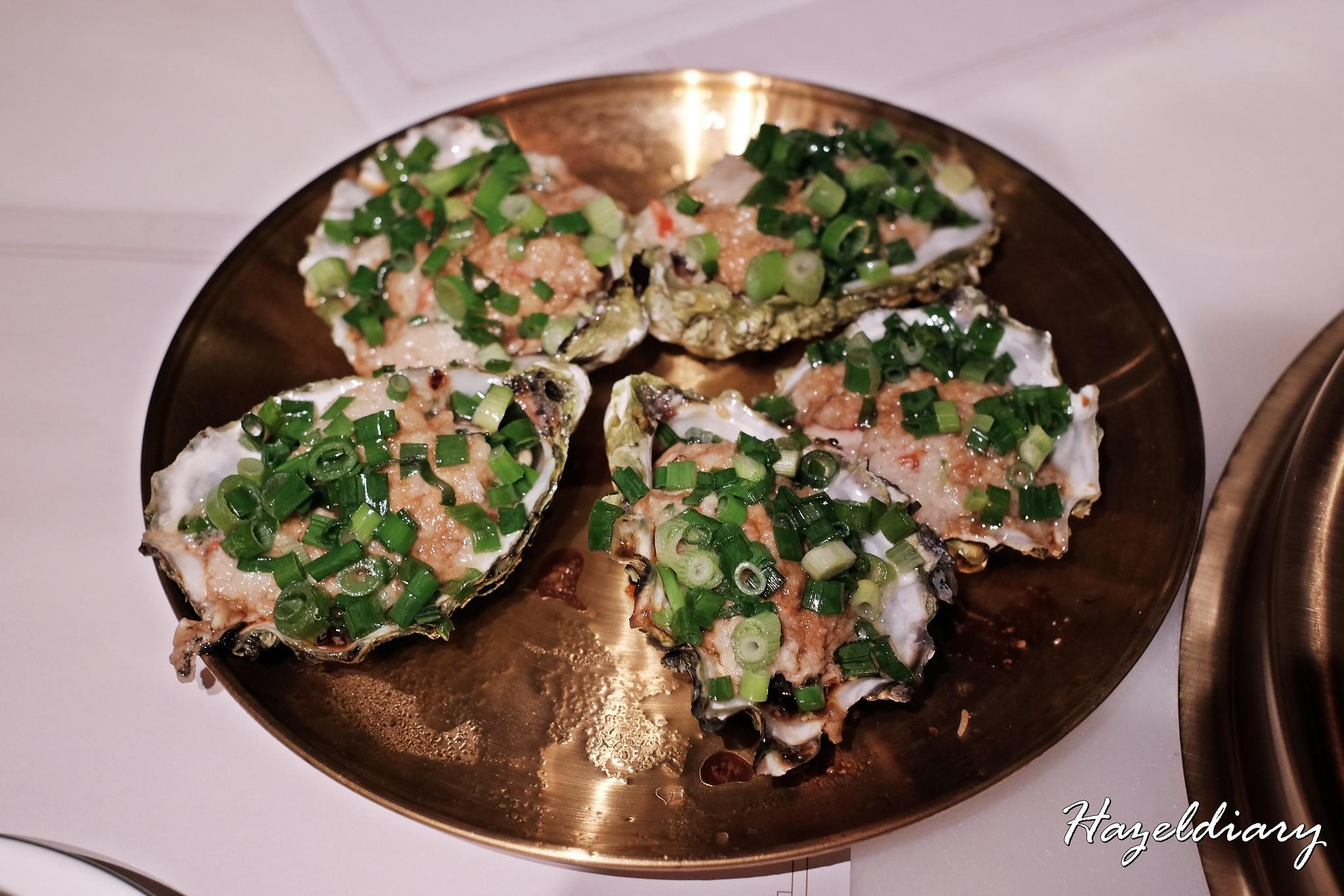 Tong Xin Ru Yi Traditional Hotpot-Oysters