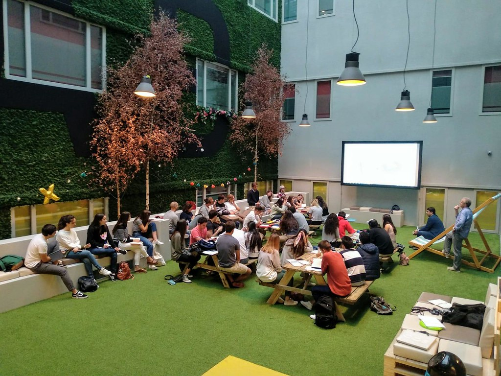Estancia Académica en Amsterdam. 3º Arquitectura. 2018-19