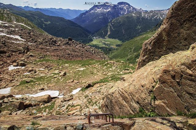 Piana del Devero dalla scaletta della Rossa - Parco Naturale Alpe Devero (Italy)
