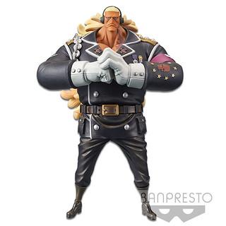 絕頂強悍的「鬼之繼承人」來襲! 劇場版《航海王:奪寶爭霸戰》DXF~THE GRANDLINE MEN~vol.7 道格拉斯·巴列德 ダグラス・バレット