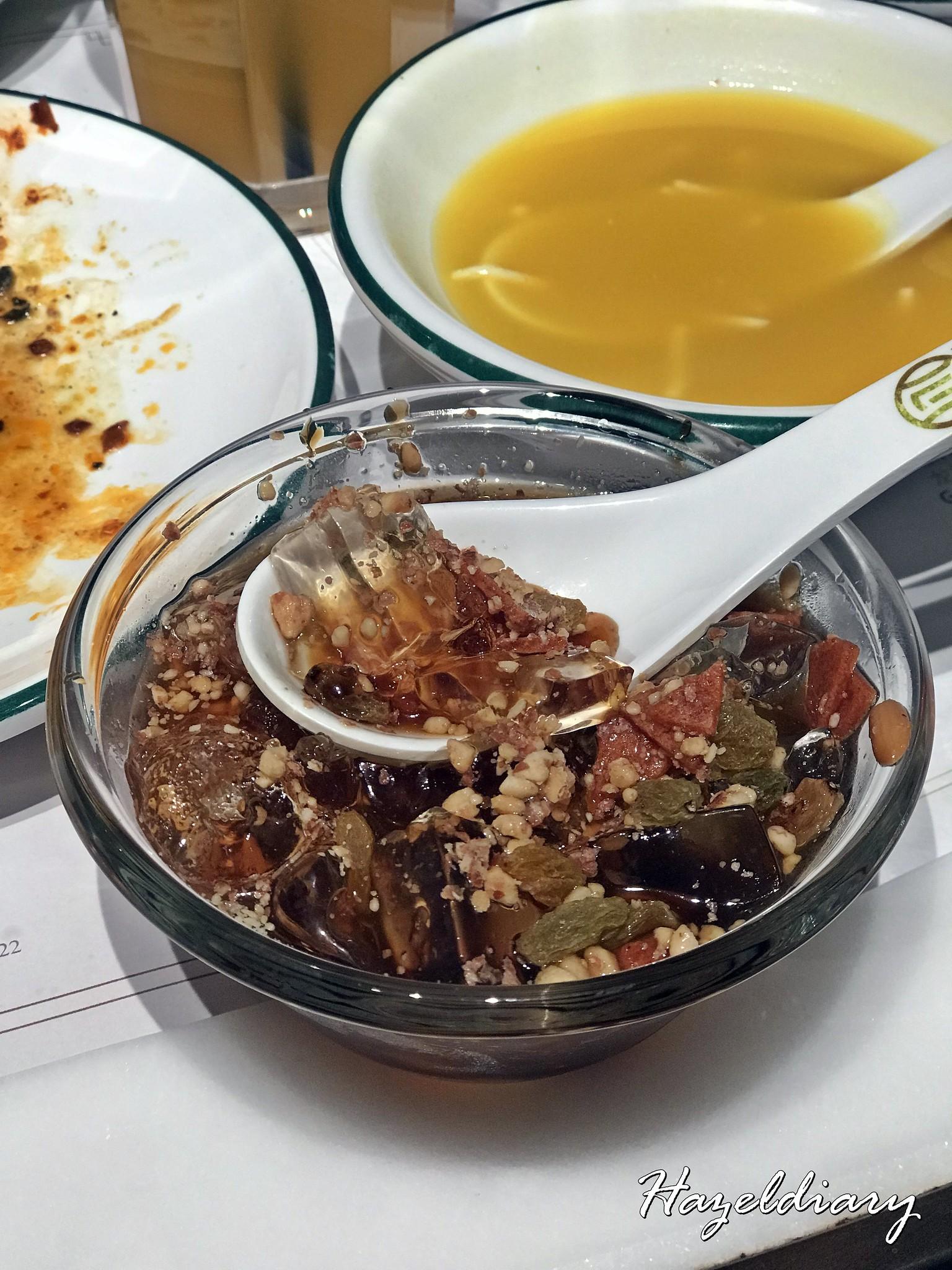 Tong Xin Ru Yi Traditional Hotpot-Traditional Jelly
