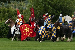 Battle of Evesham, Re-enactment