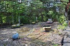 Prypiat - Ghost town   Ukraine