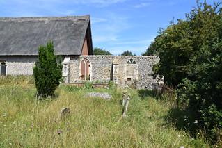 ruined chancel
