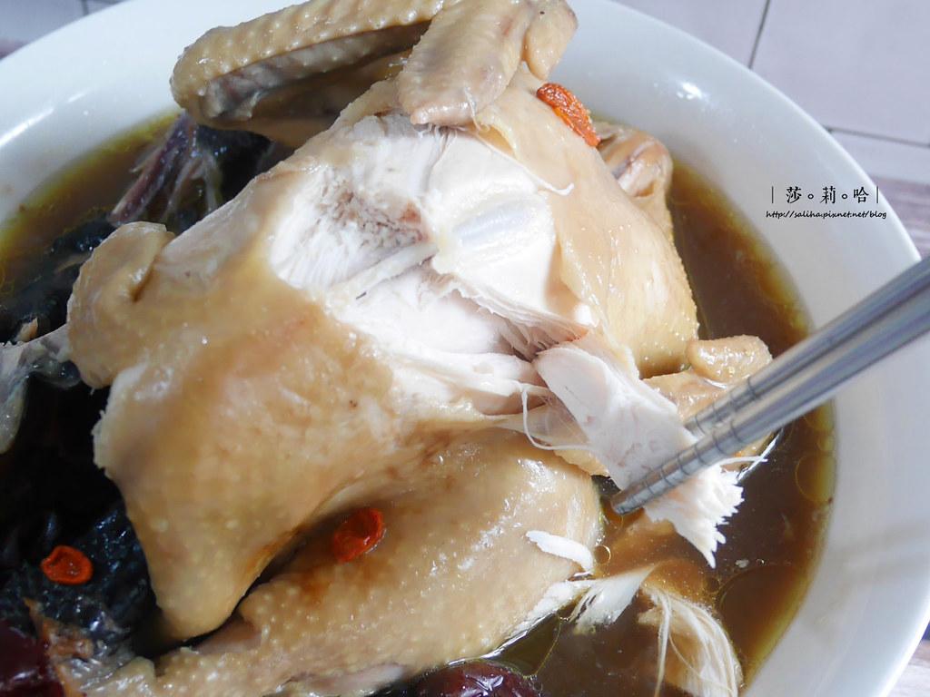 台北米其林推薦小吃團購雙月食品社雞湯 (18)