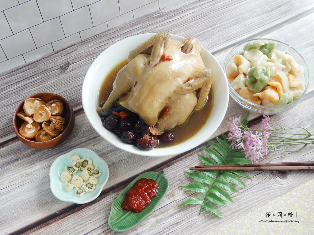 台北米其林推薦小吃團購雙月食品社雞湯 (14)