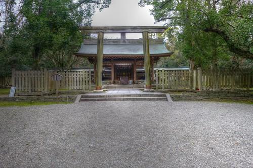 27-02-2019 Wakayama, Nichizen-gu Shrine (2)