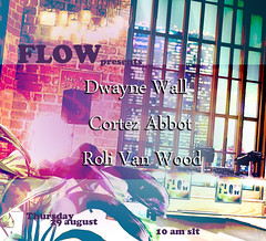 3 Great Djs Thursday 29 @FLOW