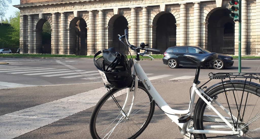 Fietsen in Verona: Porta Palio | Mooistestedentrips.nl
