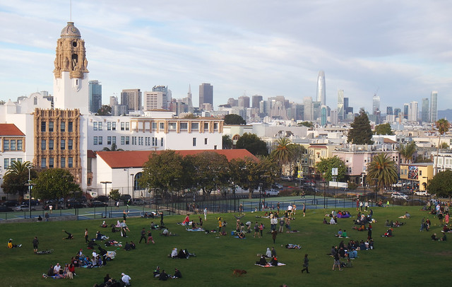 Dolores Park (Mission District)