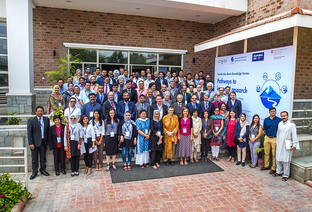 4th Indus Basin Knowledge Forum (IBKF)   Pathways to Impactful Research