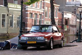 1989 Saab 900 Cabriolet Turbo S 2.0